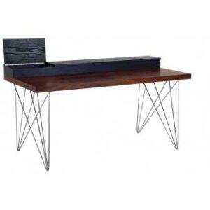 Mesa bar com caixa Zé Dias, do designer Porfírio Valladares.-335x335
