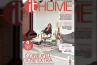 Revista It Home com a estante Zina, de Zanini de Zanine.
